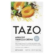 Tazo Tea Tea Bag Vanilla Apricot White