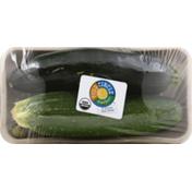 Full Circle Garden Sweet Squash, Certified Organic, Green