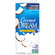 Coconut Dream Coconut Drink, Unsweetened, Enriched, Original