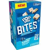 Kellogg's Pop-Tarts Baked Pastry Bites, Kids Snacks, Frosted Blueberry