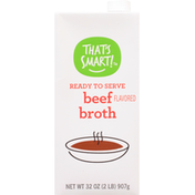 That's Smart! Broth, Beef Flavored