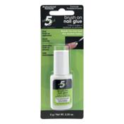 5 Second Nail Cosmetics Brush On Nail Glue