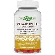 Nature's Way Vitamin D3 Gummies