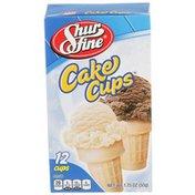 Shurfine Cake Cups