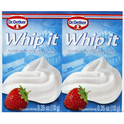 Dr. Oetker Whip it