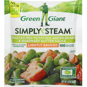 Green Giant Steamers Lightly Sauced Roasted Red Potatoes, Green Beans & Rosemary