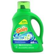 Gain Liquid Laundry Detergent +AromaBoost, Blissful Breeze