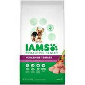 IAMS Proactive Health Yorkshire Terrier Breed Specific Recipe Adult 1+ Super Premium Dog Food