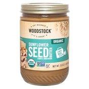 WOODSTOCK Organic Sunflower Seed Butter Lightly Sweetened