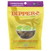 Dipperz Broccoli & Cauliflower & Carrot, Organic, Lemongrass, Gluten Free, Non GMO, Vegan, Pouch