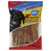 Carolina Prime Steer Stix, Premium, Real Beef, 4 Inches, 6 Pack