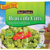 Best Choice Family Size Broccoli Cuts