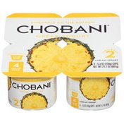 Chobani Pineapple on the Bottom Low-Fat Greek Yogurt