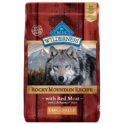 Blue Wild Cuts Red Meat Large Breed Adult Dog Food