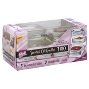 Glade Candles Trio, Scented Oil, Assorted