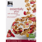 Food Lion Cereal, with Red Berries, Essentialy You