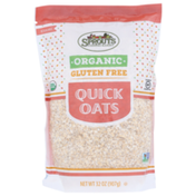 Sprouts Organic Gluten Free Quick Oats