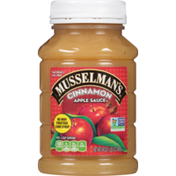 Musselman's Apple Sauce, Cinnamon