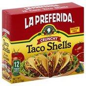 La Preferida Taco Shells, Gluten Free, Corn, Crunchy