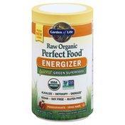 Garden of Life Energizer, Pomegranate-Yerba Mate