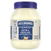 Hellmann's Mayonnaise Extra Creamy