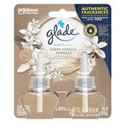 Glade Scented Oil Air Freshener Sheer Vanilla Embrace