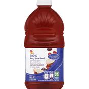 SB 100% Juice Blend, Berry