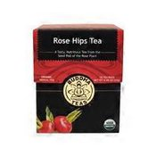 Buddha Teas Organic Herbs Rose Hips Tea
