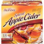 Alpine Original Spiced Apple Cider Instant Drink Mix