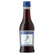 Barefoot Merlot Red Wine Single Serve