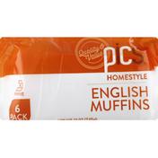 PICS English Muffins 6 Pack