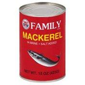 Family Mackerel