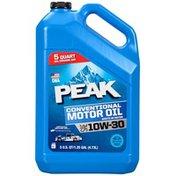 Peak Conventional SAE 10W-30 Motor Oil