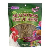 Brown's Dried Mealworms