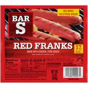 Bar-S Red Franks