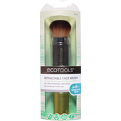 EcoTools Face Brush, Retractable