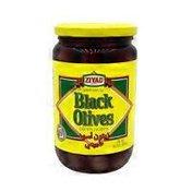 Ziyad Natural Black Olives