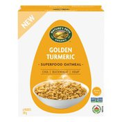 Nature's Path Golden Turmeric Superfood Oatmeal