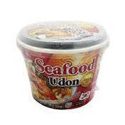 Wang Seafood Flavor Instant Udon Bowl