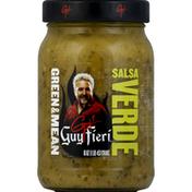 Guy Fieri Salsa, Verde, Green & Mean, Mild
