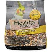 Healthy Select Natural Cockatiel Diet