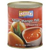 Ashoka Kesar Mango Pulp, Sweetened