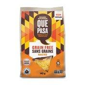 Que Pasa Nacho Grain Free Tortilla Chips