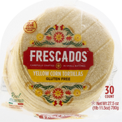 Frescados Tortillas, Gluten Free, Yellow Corn