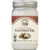 La Tourangelle Coconut Oil, Organic Virgin
