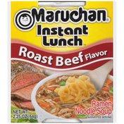 Maruchan Instant Lunch, Roast Beef Flavor