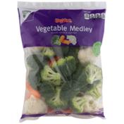 Hy-Vee Vegetable Medley Broccoli, Carrots & Cauliflower