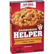 Hamburger Helper Cheeseburger Macaroni Meal