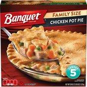 Banquet Family Serve Chicken Pot Pie