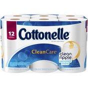 Cottonelle Clean Care Big Rolls Toilet Paper